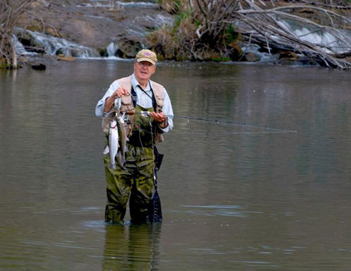 As weather cools trout fishing action in oklahoma heats for Oklahoma trout fishing