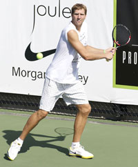 A charity pro-am tennis tournament – featuring Dirk Nowitzki, Andy Roddick, Owen Wilson, Mike Modano, Mark Knowles, Donald Young and Tommy Haas – that is ...