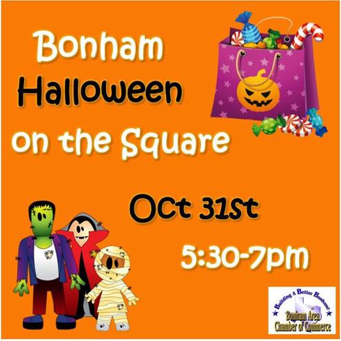 Halloween On The Square In Bonham Now Set For Nov 2 North Texas E