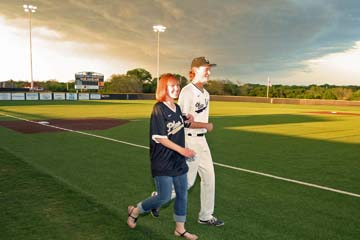 Plano East Baseball Teacher Appreciation Night - North Texas