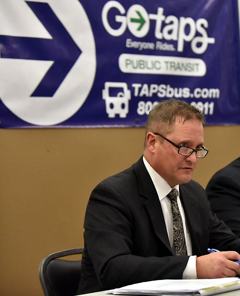 TAPS Public Transit Board Of Directors Votes To
